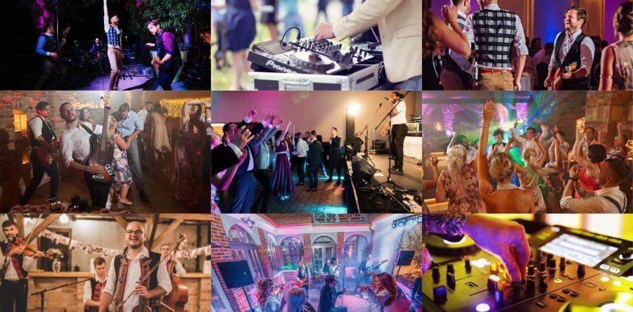 Svadobný DJ alebo kapela na svadbu