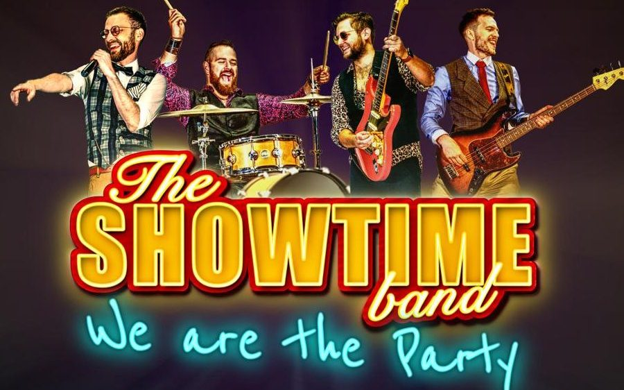 The Showtime band
